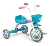 Triciclo Bicicleta Motoca Infantil Charm Menina Nathor -