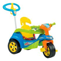 Triciclo Carrinho de Passeio Baby Trike Evolution Com Pedal Biemme -