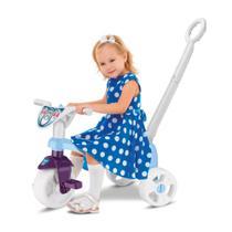 Triciclo com Haste Snow Samba Toys 615 -