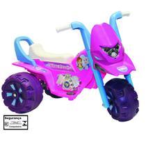 Triciclo Elétrico 6V FOX GF ROSA Biemme 189 -
