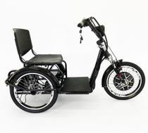 Triciclo Elétrico DuosFox -