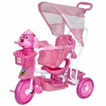 Triciclo Infantil 3x1 Vira Gangorra Belfix -