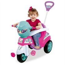 Triciclo Infantil Baby City Magical Maral - Maral Brinquedos