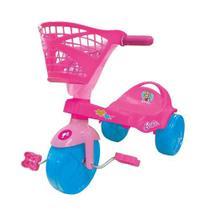 Triciclo Infantil Barbie Rosa - Xalingo -