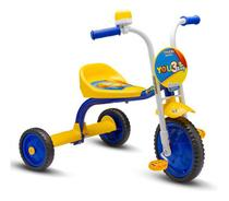 Triciclo Infantil Bicicleta Motoca Menina Menino Passeio Top - Nathor