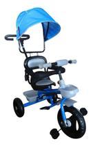 Triciclo infantil com capota - Importway