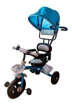 Triciclo Infantil com Empurrador Velotrol Importway BW084AZ -