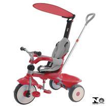 Triciclo Infantil Comfort Ride 3X1 Vermelho 0783.3 Xalingo -