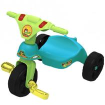 Triciclo Infantil Criança 12 Meses a 23 Kg Sem Empurrador Racer Xalingo -