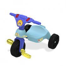 Triciclo Infantil Fox Racer Azul Com Pedal Xalingo - 0772.1 -
