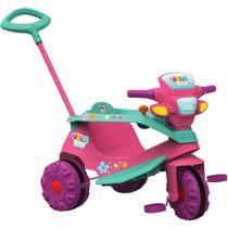 Triciclo Infantil Gatinha Velo Baby - Bandeirante -