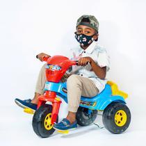 Triciclo Infantil Grande Motoca Cargo - Magic Toys -