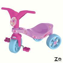 Triciclo Infantil Lolli Pop Rosa 0744.5 Xalingo -