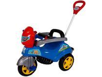 Triciclo Infantil M Patrol Baby City  - com Empurrador Maral