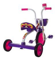 Triciclo Infantil Menina Ultra Bikes Top Girl -