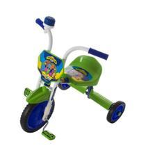 Triciclo Infantil Menino Top Boy Jr Ultra Bikes Verde - TUJ-02AZVD - Pro Tork