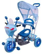 Triciclo Infantil Moto Azul - Bel Brink -