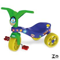 Triciclo Infantil Pop Birds Azul 0744.3 Xalingo -