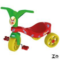 Triciclo Infantil Pop Music Vermelho 0744.6 Xalingo -
