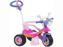 Triciclo Infantil Super Cross 608 com Empurrador - Biemme -