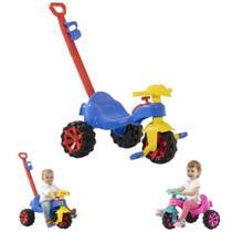 Triciclo Infantil Toy Kids 2 em 1 - Paramount -