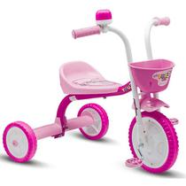 Triciclo infantil You 3 Girl - Nathor