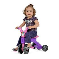 Triciclo Lekinha Lilás Homeplay -