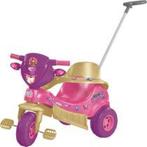 Triciclo moto infantil tico tico velotoys princess - Magic Toys