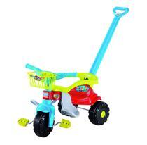 Triciclo Motoca Infantil Azul Menino - Magic Toys