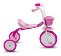 Triciclo Motoca Infantil Menina You Girl Rosa Nathor -