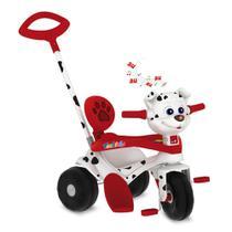 Triciclo Motoca Infantil Tonkinha Doggy Passeio E Pedal Bandeirante -