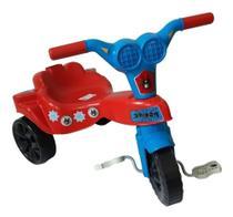 Triciclo Motoca Infantil Velotrol spider kepler -