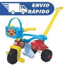 Triciclo Motoca Pic Nic infantil Tico-Tico Mágic Toys - MAGIC TOYS