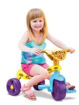 Triciclo Motoca Tchuco Zoo Sem Haste -  Samba Toys -