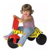 Triciclo Motoca Tico Tico Infantil Tigrão 7621 Xalingo -