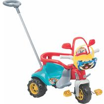 Triciclo Motoca Tico Tico Zoom Max com Aro Magic Toys 2710L -