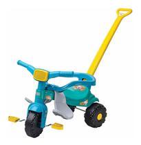 Triciclo Motoca Turma Monica Personagem Cebolinha - Magic Toys