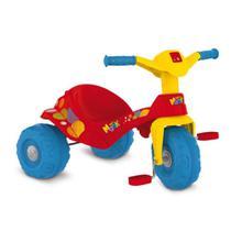 Triciclo Motoka (Vermelho) - Bandeirante