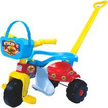 Triciclo Motoquinha Infantil Tico Tico Pic Nic - Magic Toys -