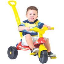 Triciclo Smile Bombeiro  - Biemme -