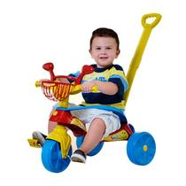 Triciclo Smile Confort Vermelho Biemme -