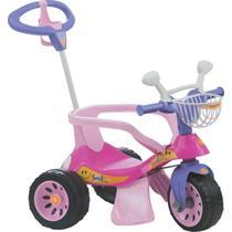 Triciclo Super CROSS Rosa - Biemme