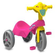 Triciclo Tico Tico Bandeirante Club -