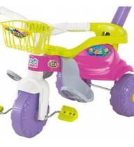 Triciclo Tico Tico Festa Motoca Infantil Magic Toys Velotrol -