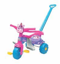 Triciclo Unicórnio Motoca Infantil Tico Tico Velotrol Pedal - Magic Toys
