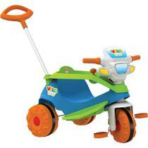 Triciclo Velobaby de Passeio com Pedal - Bandeirante -