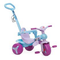 Triciclo Veloban Passeio Frozen Disney - Bandeirante -