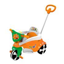 Triciclo Velotrol Infantil Happy Fofosssauros - Xalingo -