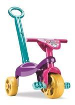Triciclo Velotrol Princesa Motoca Velocípede Tchuco P Menina - Samba Toys