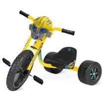 Triciclo Velotrol - Transformers -  Bumblebee - Bandeirante -